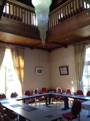 Exclusiv golf domaine d'Apremont - meeting room