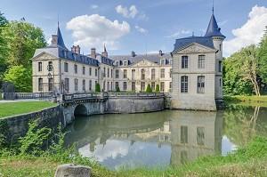 Chateau d'Ermenonville - Prestigioso castello per eventi