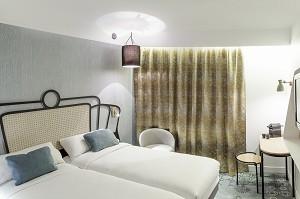 Dormitorio / camas separadas