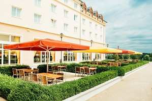 Magic Circus Paris - Fabulous Hotels Group - Terrace