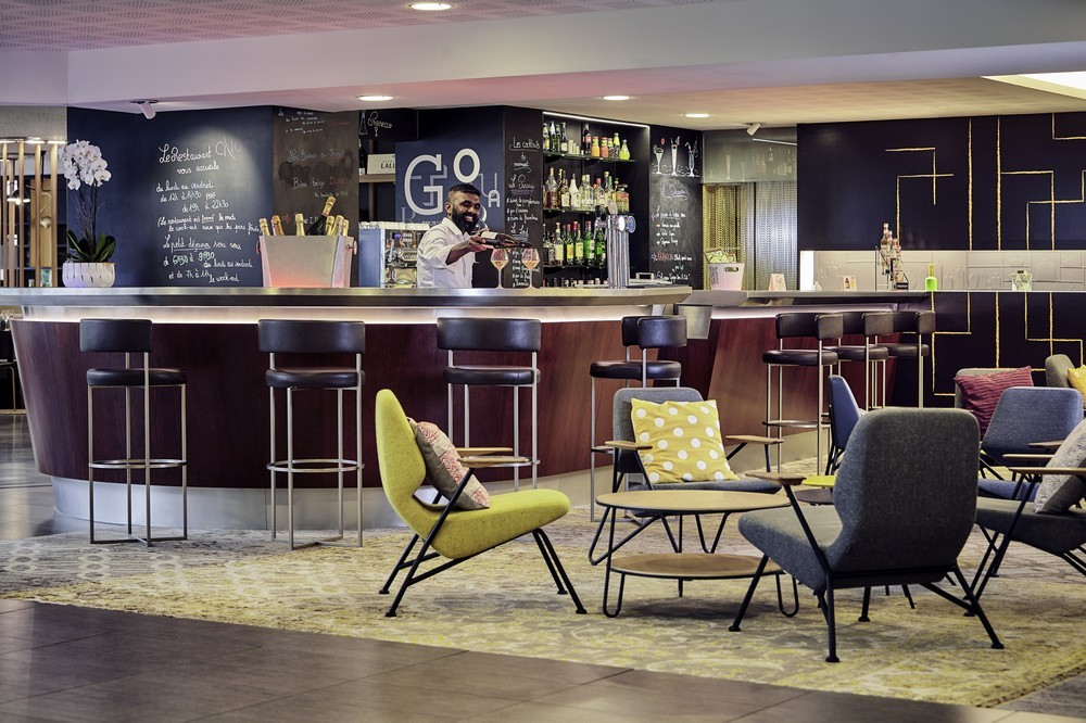 Novotel marne la vallee - el bar