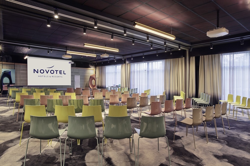 Novotel marne la colllee collégien - modular plenary room, equipped with latest generation audiovisual equipment