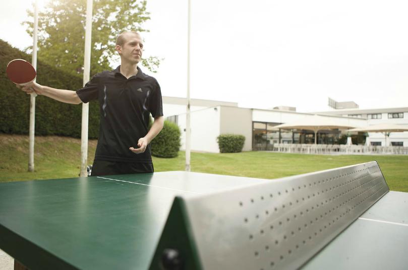 Novotel Marne la Vallee - ping-pong
