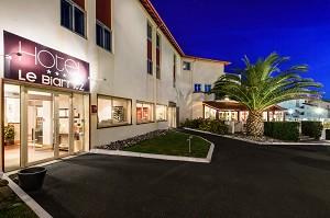 Hotel Le Biarritz - Biarritz hotel seminário