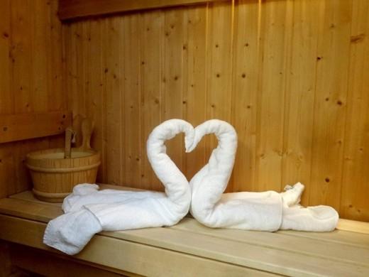 La calluna - sauna.