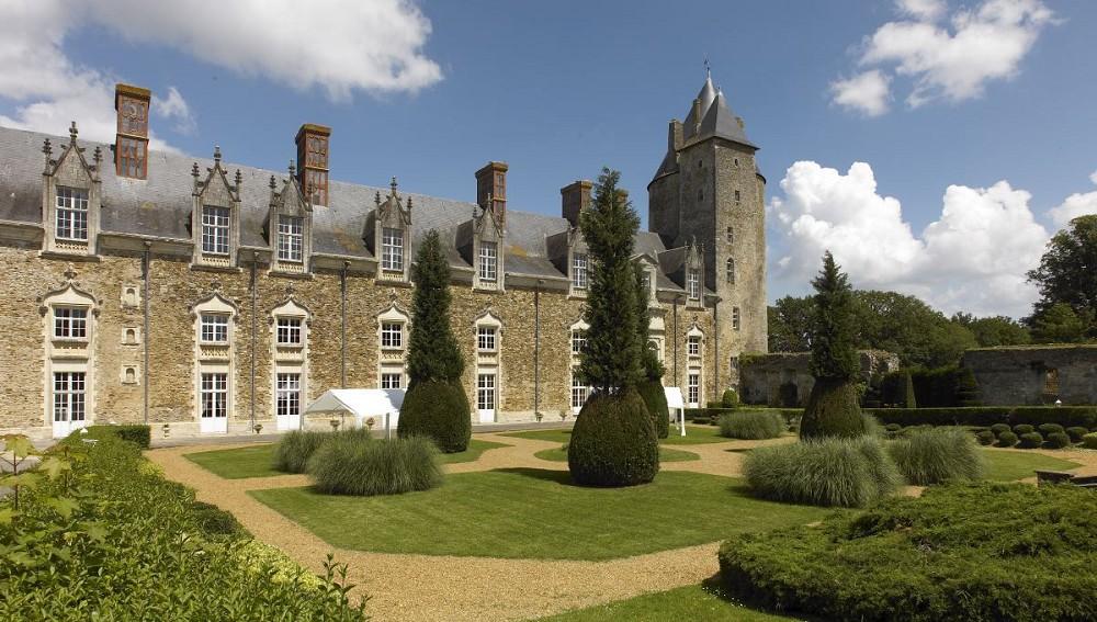 Château de la groulais - el castillo de la groulais