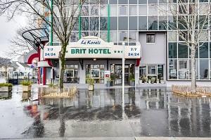 Brit Hotel Saint-Nazaire Centre Gare - Außenansicht