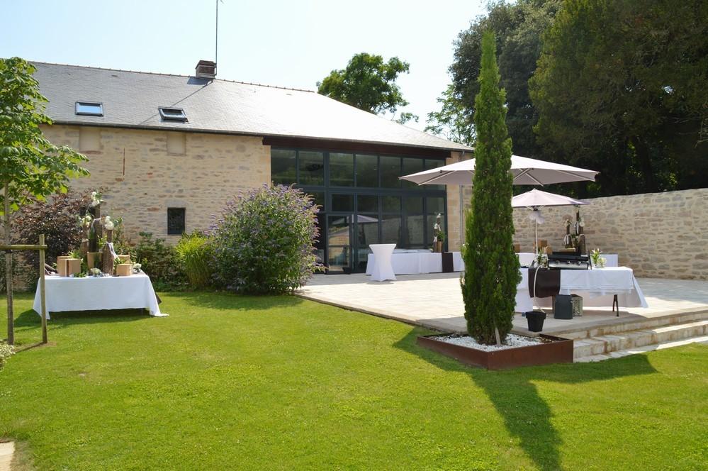 Domaine de lauvergnac - giardino aziendale