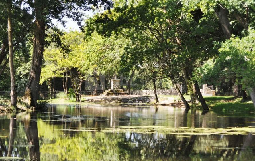 Domaine de lauvergnac - parco del castello