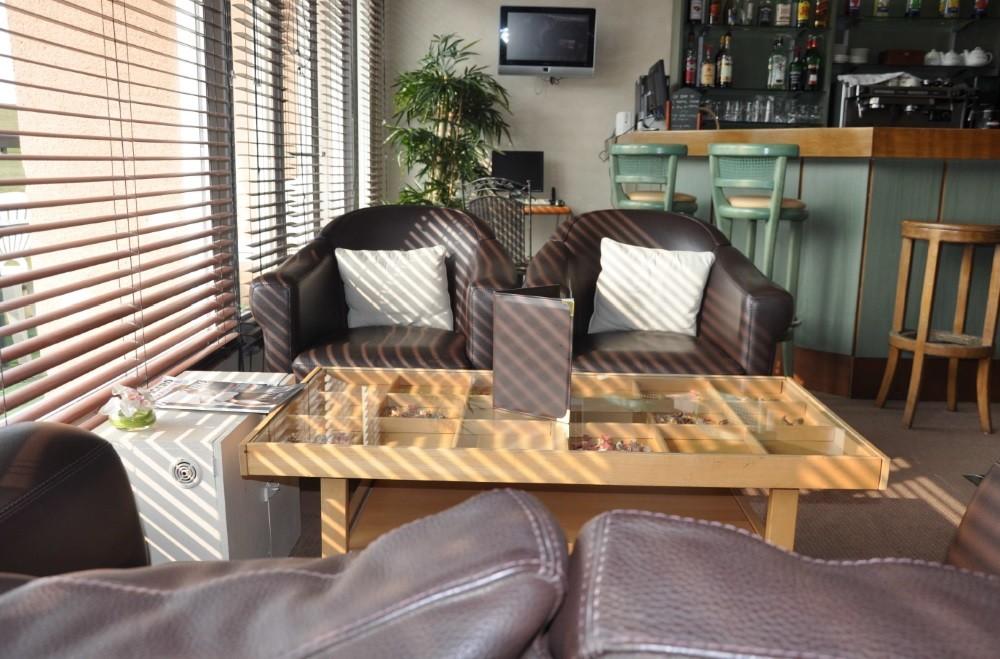 Golf hotel de mont griffon - interior