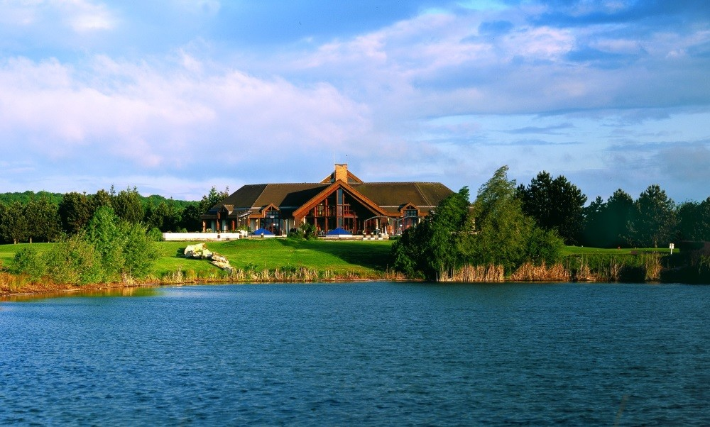 Golf hotel de mont griffon - sede seminario verde