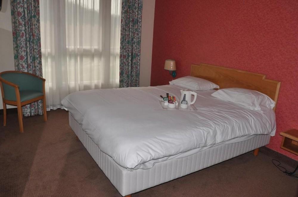 Golf hotel de mont griffon - habitacion