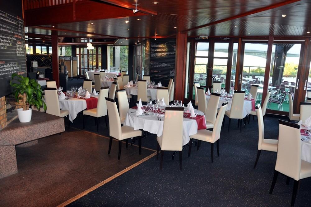 Golf hotel de mont griffon - Sala de banquetes