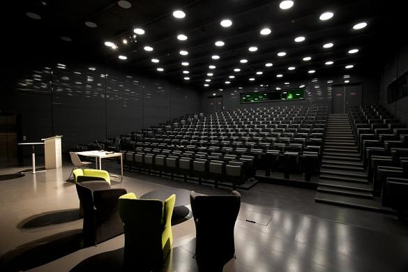 Cité du design - amphitheater