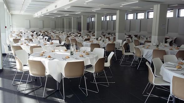 Métrotech - reception room
