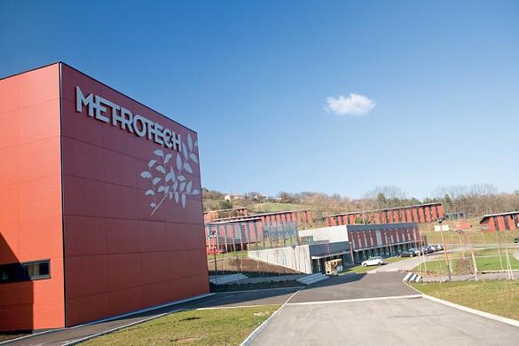 Métrotech - facade