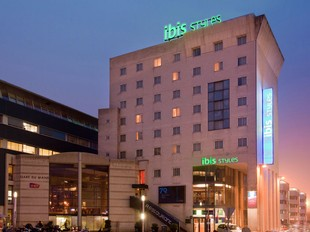 Ibis Styles Le Mans Centre Gare - 3 hotel per seminari stelle Le Mans