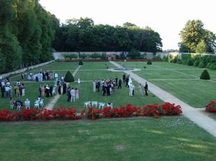 Chateau d OYRE Camille Constantin Clermont-Créans garden room