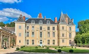 Château de Villiers - seminario Cerny