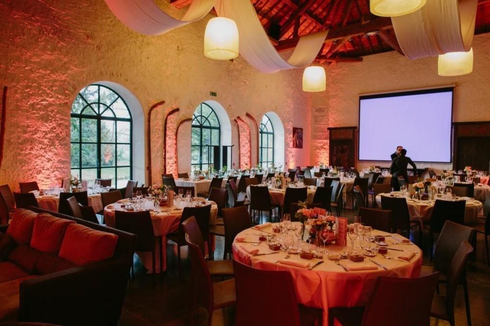 Domaine de quincampoix - meeting room