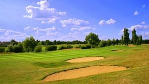 Golf great bunker bondoufle val