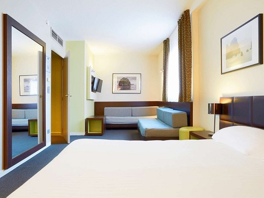 Kyriad Orly Airport Athis-Mons - Room