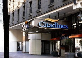 Citadines Prestige les Halles - Hotel for seminars