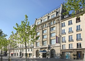 Citadines Prestige Saint-Germain-des-Prés Paris - Front