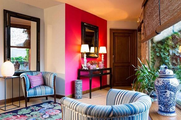 Hotel de france angerville - interior