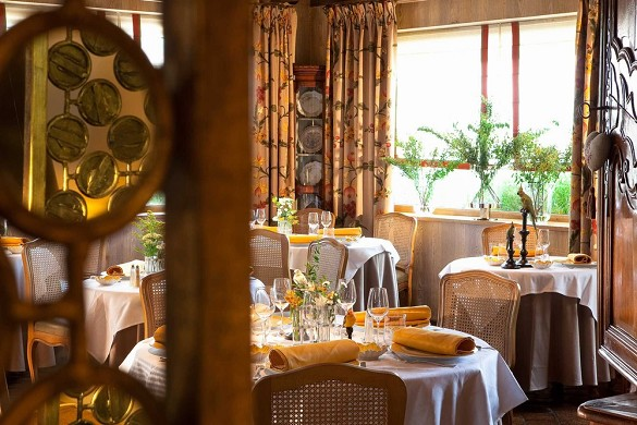 Hotel de france angerville - restaurant