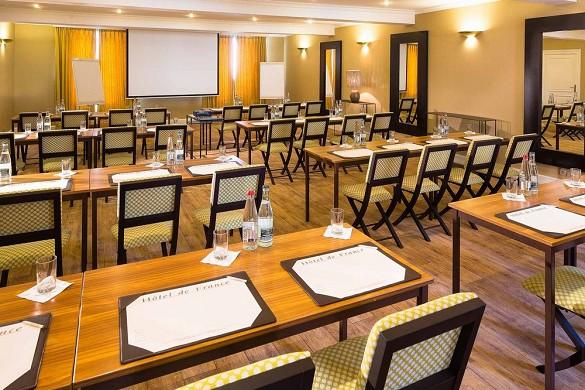 Hotel de france angerville - seminar room
