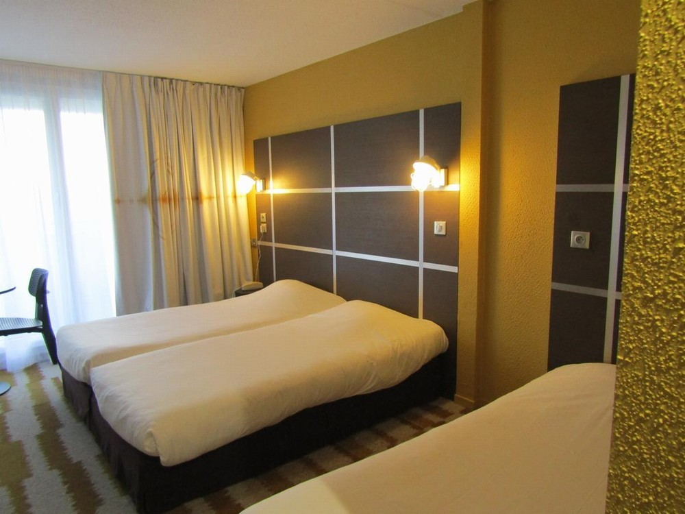 Ibis styles massy opéra - chambre double