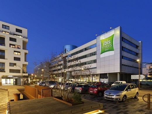 Ibis Styles Massy Opéra - Business Seminar Hotel