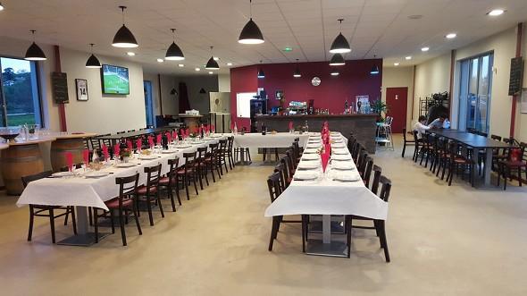 Adonis Bayonne - Restaurantzimmer