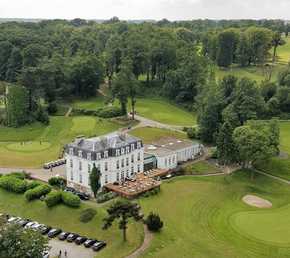 Exclusiv golf de béthemont - superb domain for seminars