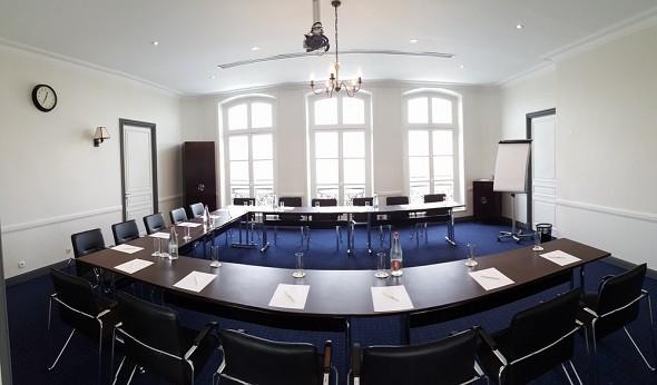 Domaine de Bethemont - modular meeting room