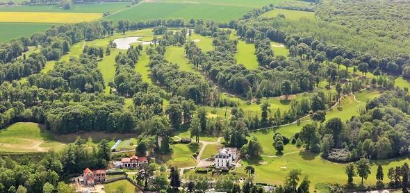 Domaine de Bethemont - the golf course