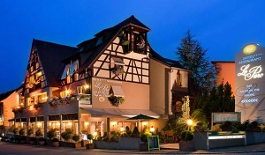 Hotel Park - seminario de Saint-Hippolyte