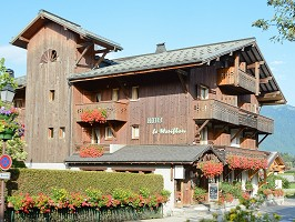 Morillon - Hotel fuera