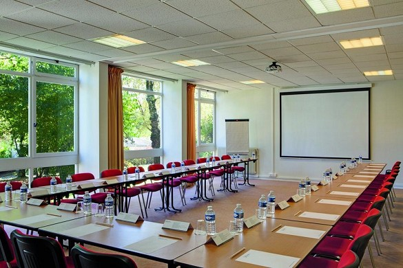 Le normont belambra - meeting room