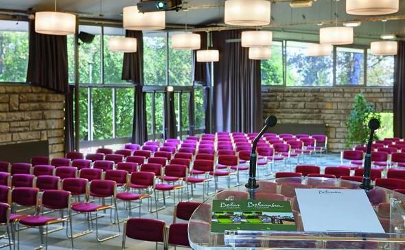 Le normont belambra - seminar room
