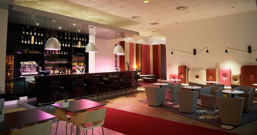 Mercure cholet centre - bar