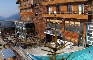 Hotel le Viking - seminario Morzine