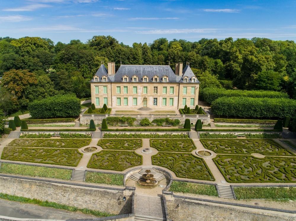 Château d'Auvers - Auvers Castillo