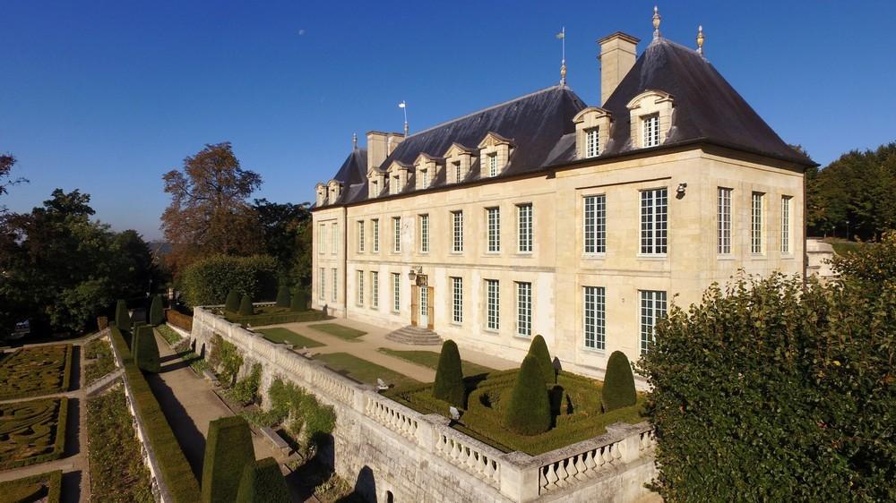Castillo de Auvers - castillo de seminario val d'oise