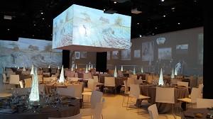 Event room diner