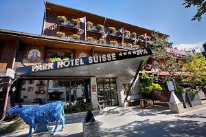 Park Hotel Suisse & SPA - seminario Chamonix