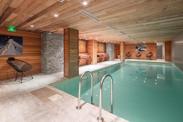 Hotel l'arboisie - piscina