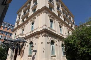 Hotel Vendome Nice - Frontage
