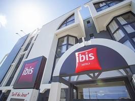 Ibis Tours Centre Giraudeau - Front